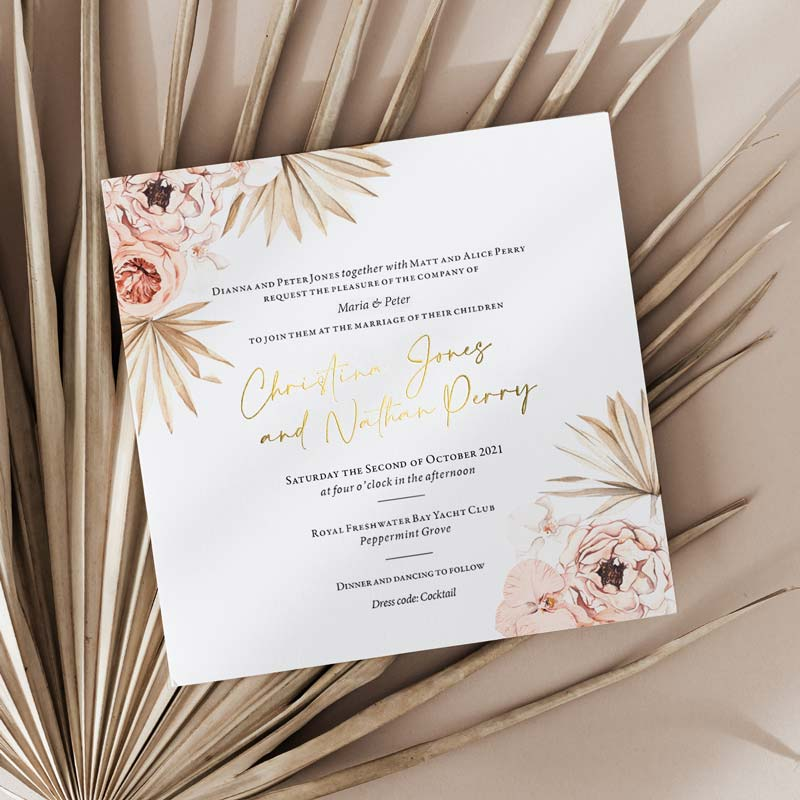 Felicitations-Wedding-and-Event-Stationery-Perth---Print-your-own-artwork--foil